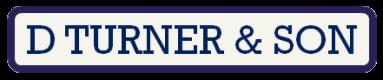 D Turner logo